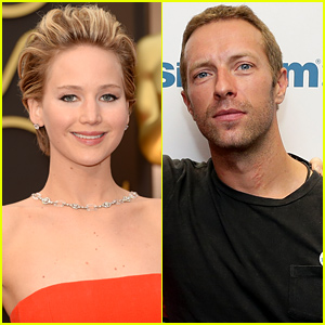 Jennifer Lawrence Attended Chris Martin's Coldplay Concert & 'Couldn't Take Her Eyes Off Him'