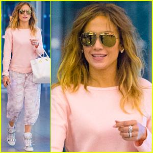Jennifer Lopez's 'Booty' Video Receives Lots of Love From Celebs