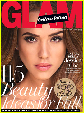 Jessica Alba Talks About Identifying with Her Latin Heritage