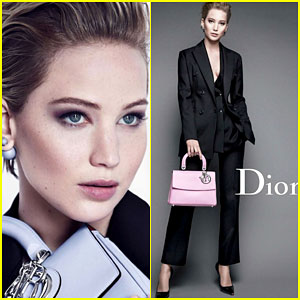 Jennifer Lawrence Talks About Being a Powerful Woman in New 'Dior' Campaign