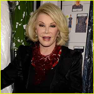 Health Department Investigating Joan Rivers' Cardiac Arrest Episode During Outpatient Procedure
