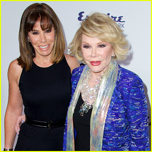 Joan Rivers' Daughter Melissa Rivers Releases Statement After Her Mother's Death