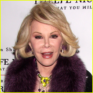Joan Rivers Moved Out of Intensive Care & Into a Private Room - Read the Latest Statement