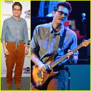 John Mayer 'Fills His Heart' in Atlanta with Festival Performance