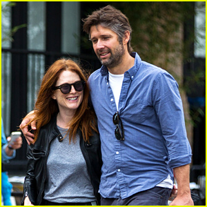 Julianne Moore & Husband Bart Freundlich Look as Happy as Ever After Nearly 20 Years Together!