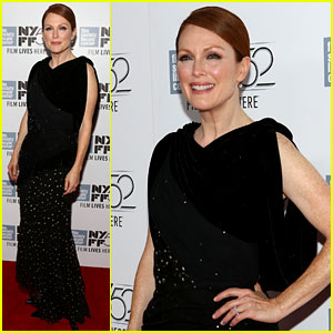 Julianne Moore's NYFF Dress Basically Is the 'Maps to the Stars'