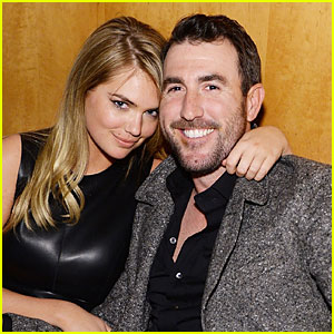 Kate Upton's Boyfriend Justin Verlander Responds to Leaked Nude Photos