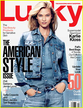 Karlie Kloss to 'Lucky': 'I Have a Lot I Want to Do in the Next 5 Years'