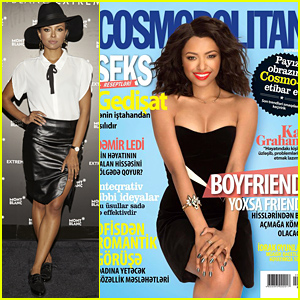 Kat Graham Lands 'Cosmopolitan Azerbaijan' Cover - Check It Out!