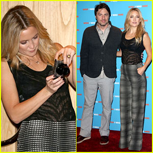 Kate Hudson Plays Photographer at Her Own Movie Premiere