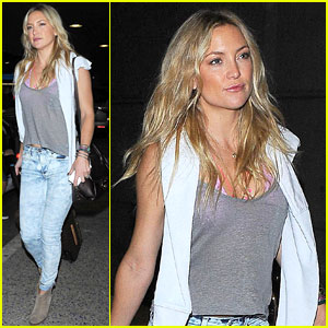 Kate Hudson Sees Dead People - Read Her Ghost Story Here!