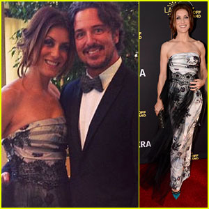 Kate Walsh Goes to the Opera for Date Night with Chris Case!