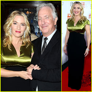 Kate Winslet Stuns at 'A Little Chaos' TIFF Red Carpet Premiere