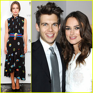 Keira Knightley Parties with Husband James Righton in Toronto!