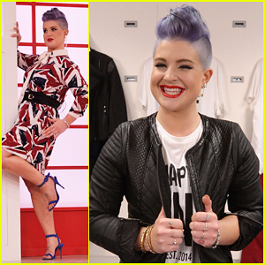 Kelly Osbourne Takes The Stage To Launch Her New 'Stories' Collection on HSN!