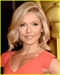 Kelly Ripa Accidentally Sent Her In-Laws a Sexy Butt Selfie Meant For Her Husband!