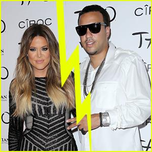 Khloe Kardashian & French Montana Split? New Report Says 'She's Single Again'