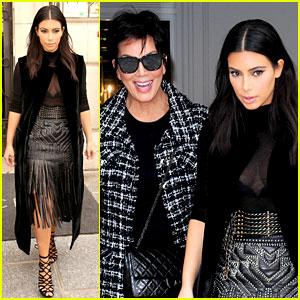 Kim Kardashian's Bodyguards Block Vitalii Sediuk from Possible Second Attack