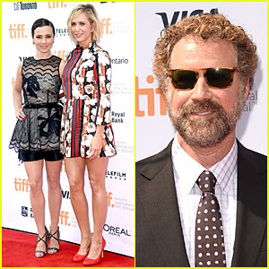 Kristen Wiig & Will Ferrell Remember Late Joan Rivers at Toronto Film Festival