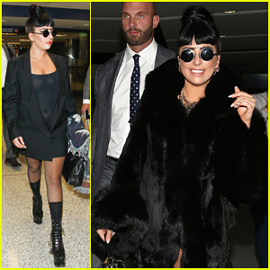Lady Gaga Reunites with Pet Pooch Asia at LAX Airport - Watch the Adorable Video!