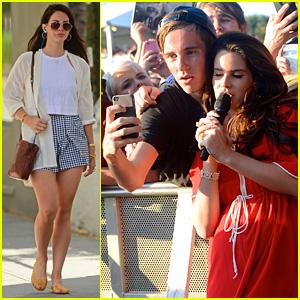 Lana Del Rey Performs Amid Francesco Carrozzini Rumors