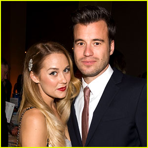 Lauren Conrad Talks About Married Life with William Tell!