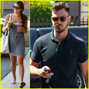 Lea Michele & Matthew Paetz Spend the Weekend Together