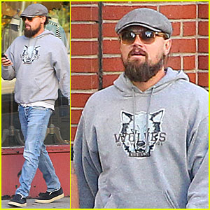 Leonardo DiCaprio Takes Relaxing Stroll After Raising Awareness on Climate Change
