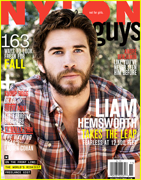 Liam Hemsworth Talks Miley Cyrus Split with 'Nylon Guys' Mag: 'There's No Bad Blood There'