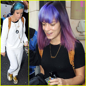 Lily Allen: We Live in a World Obsessed With How People Look