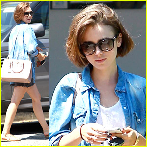 Lily Collins: 'Love, Rosie' Coming To US Theaters in 2015!