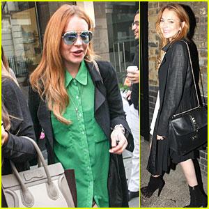 Lindsay Lohan Says Late Joan Rivers Was Iconic & Trailblazing