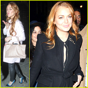 Lindsay Lohan on First 'Speed the Plow' Performance: It Could've Been a Disaster, But It Wasn't