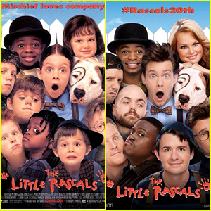 'Little Rascals' Cast Recreates Iconic Poster on Film's 20th Anniversary - See the Pics!