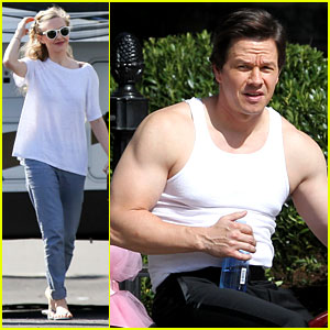 Mark Wahlberg's Muscles Look So Pumped Up for 'Ted 2'