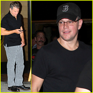 Matt Damon Expected to Attend George Clooney's Star Studded Wedding - Find Out Who Else is Invited!