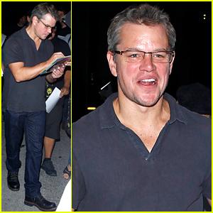 Matt Damon & Kenneth Lonergan Reteaming for 'Manchester-by-the-Sea'