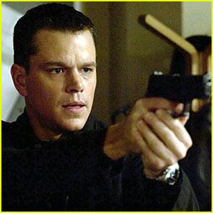 Matt Damon Returning to the 'Bourne' Series?