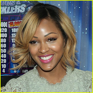 Meagan Good Chooses to Trust God After Nude Photo Leak