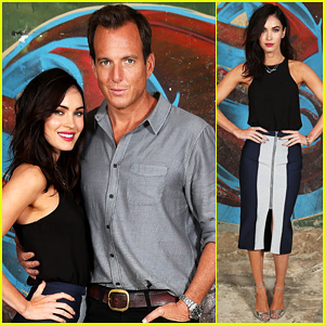 Megan Fox is Hotter Than Ever at 'Teenage Mutant Ninja Turtles' Sydney Photo Call with Will Arnett!