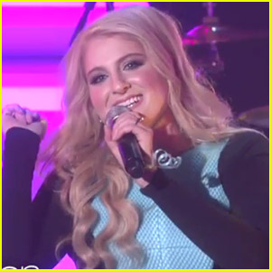 Meghan Trainor Brings 'All About That Bass' Back To The Ellen Show