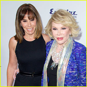 Melissa Rivers Returns to Twitter After Mom Joan Rivers' Death