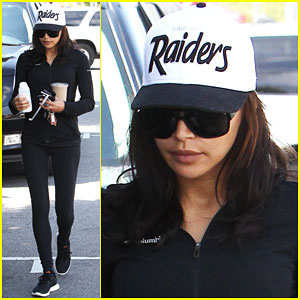 Naya Rivera Uses Her Style to Show Support for Her Brother!