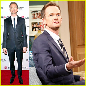 Neil Patrick Harris Plays Drink or Dish on 'Meredith Vieira Show'!
