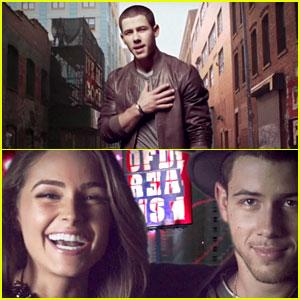 Nick Jonas Releases 'Jealous' Video ft. Girlfriend Olivia Culpo!
