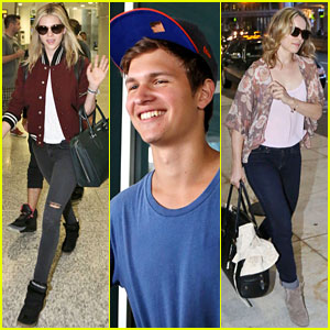 Nicola Peltz, Rachel McAdams, & More Stars Arrive in Toronto for the Film Festival!