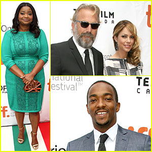 Octavia Spencer & Kevin Costner Bring Custody Battle to 'Black & White' TIFF Premiere