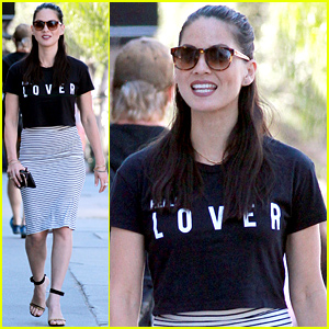 Olivia Munn Got Her Hair Straightened - Check Out the Pics!