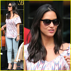 Olivia Munn Says She's Going By Olivia Watermunn From Now On!