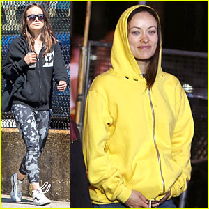 Olivia Wilde Goes Make-Up Free For Raw 'Meadowland' Scenes